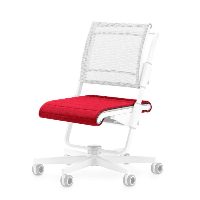 2020 stol Unique S6 sedalka Red