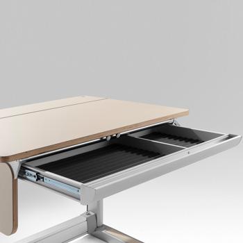голямо чекмедже под плота на бюро