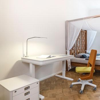 moll 2020 unique office white room S