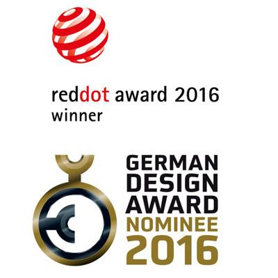 електрическо бюро с награди за дизайн