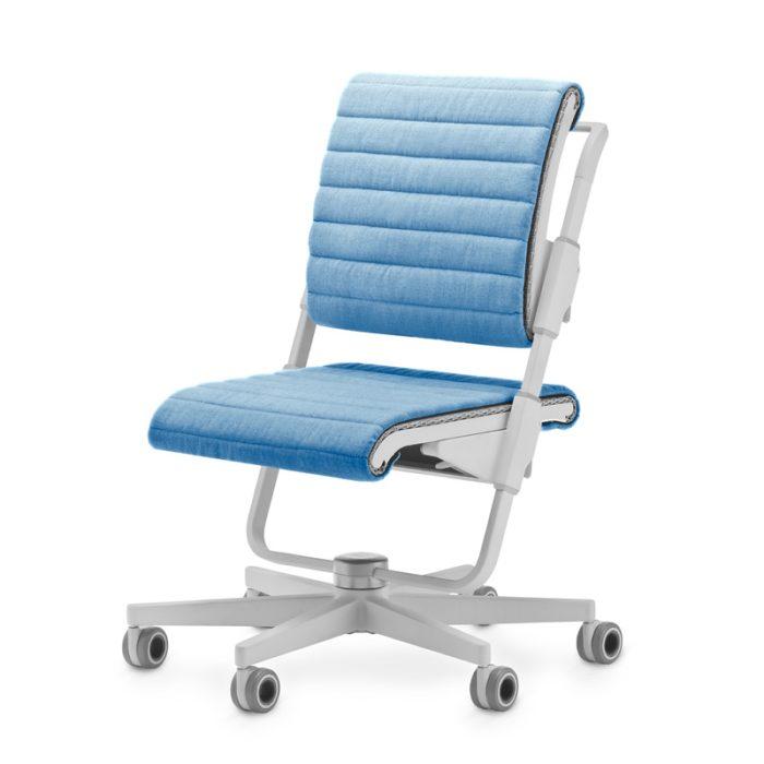 stol moll S6 siv hellblau hellblau