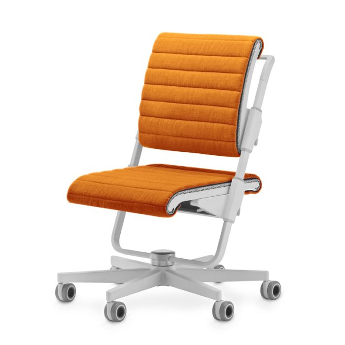stol moll S6 siv orange orange