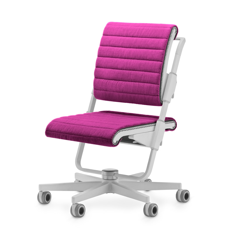 stol moll S6 siv pink pink
