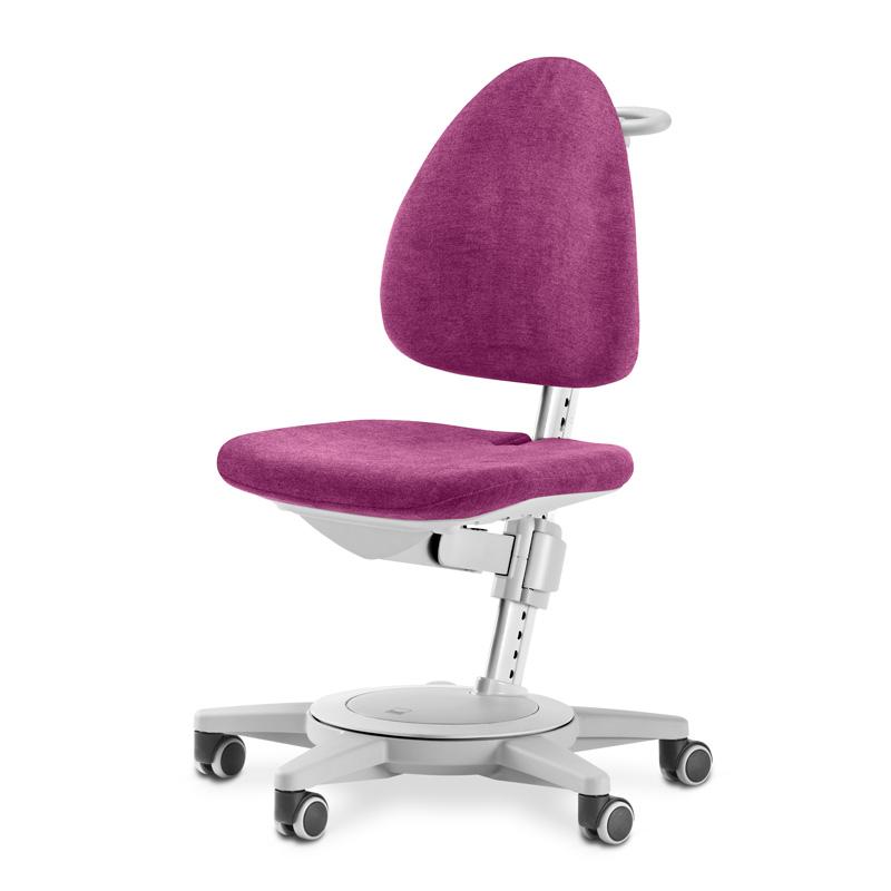 ергономичен стол за офиса в цвят магнолия