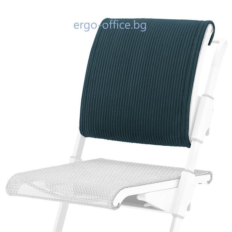 възглавничка за облегалката на стол S6 Petrol