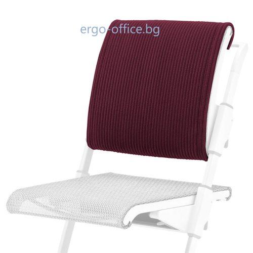 възглавничка за облегалката на стол S6 Winered