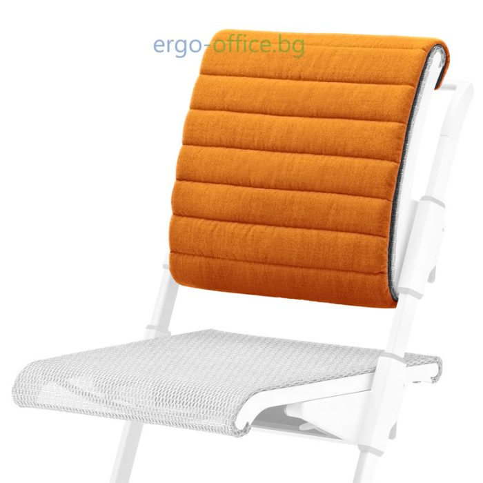 възглавничка за облегалката на стол Unique S6 оранж