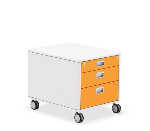 moll unique container C7 apricot