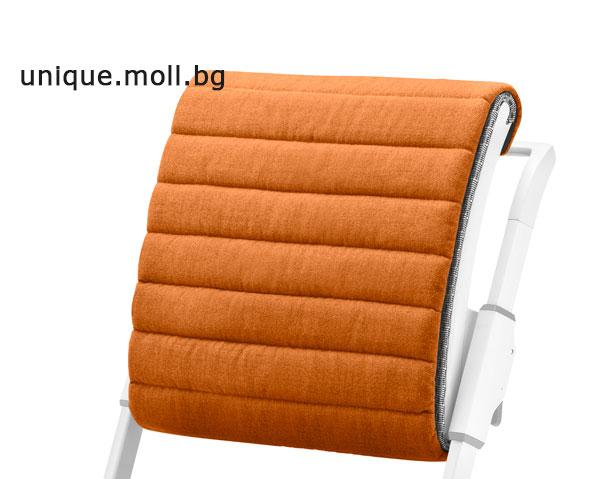 oblegalka stol s6 oranjeva