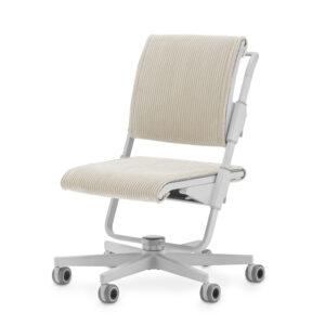stol moll S6 siv White White