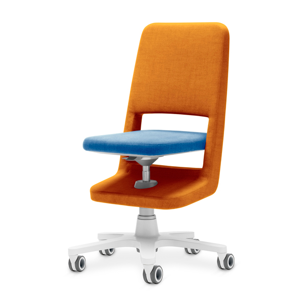 stol moll s9 orange oblegalka sinya sedalka
