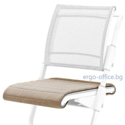 seat cushion moll S6 Uni Beige