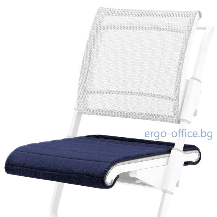 seat cushion moll S6 Uni DarkBlue