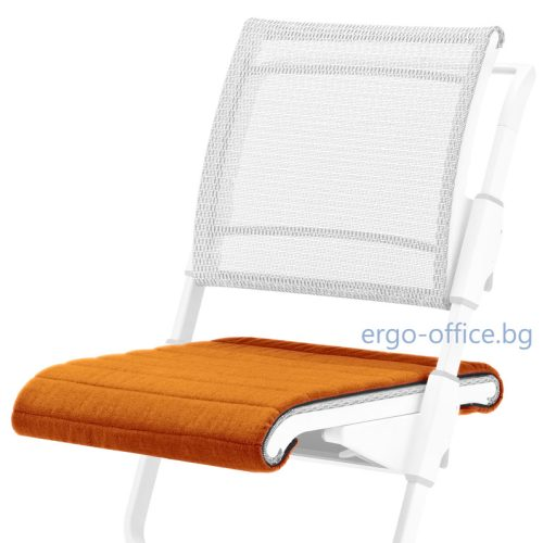 seat cushion moll S6 Uni Orange