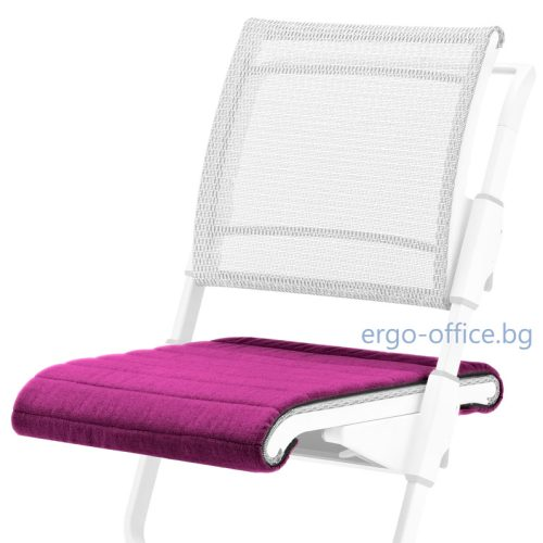 seat cushion moll S6 Uni Pink